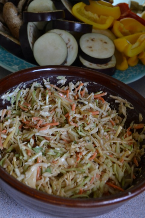 slaw! yay!